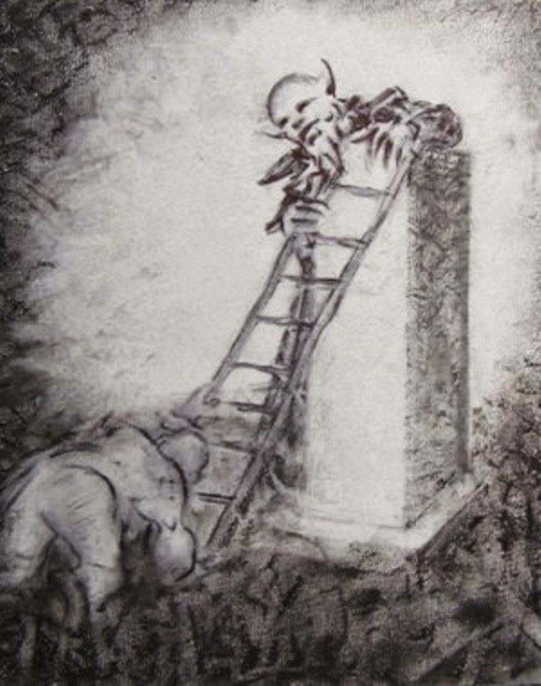 Приказка за стълбата