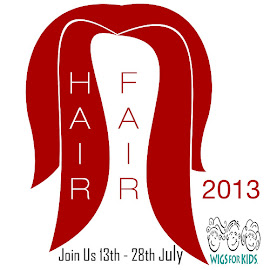Hair Fair 2013 w/ Wigs for Kids