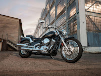 2014 Yamaha V-Star 650 Custom pictures 2