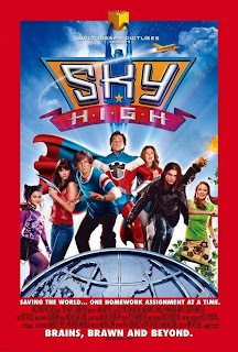 Watch Sky High (2005) movie free online