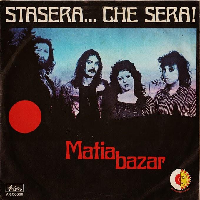 Matia Bazar - Matia Bazar 1