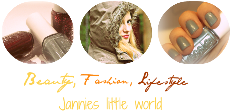 Jannies little world