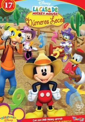 carb 1312561340 La casa de MIckey Mouse   Los números locos (2011) Español