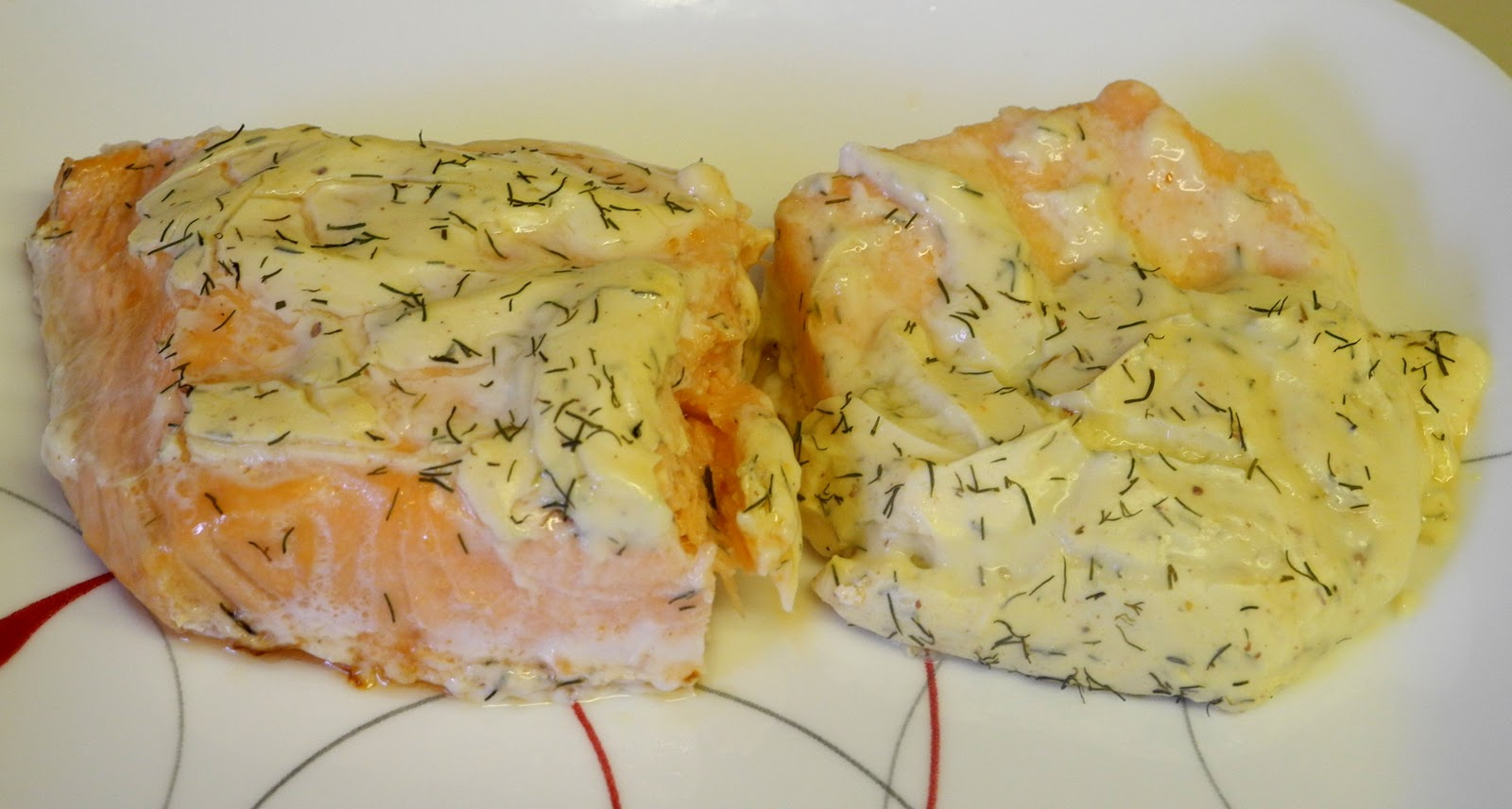 Roasted Salmon With Dill Sauce Recipes — Dishmaps