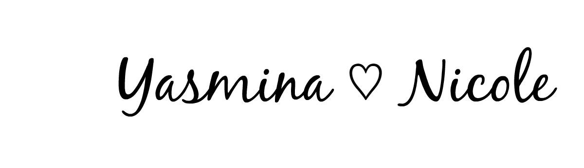Yasmina | Beauty, Fashion, Life