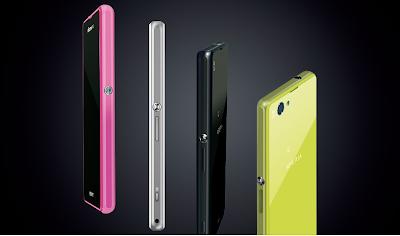 Sony, Xperia Z1f, Sony Xperia Z1f