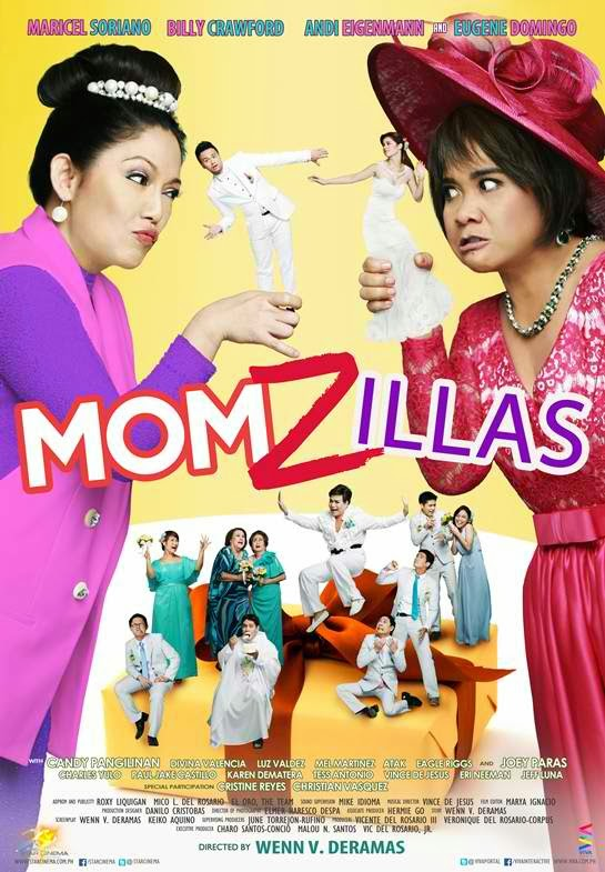 Watch Momzilla Full Tagalog Movie (2013)