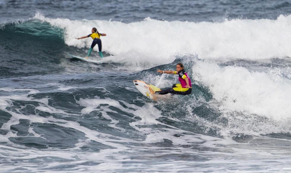 rip curl bells beach 2014 Courtney Conlogue