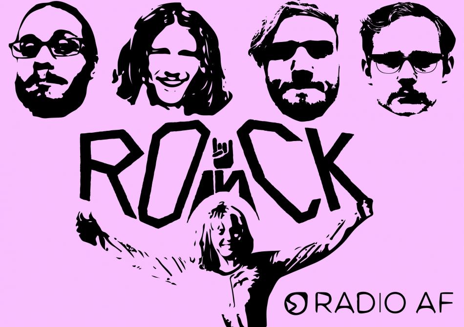 InRock Radio AF