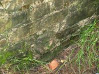Detall de la boixa de l'antiga tina del Campaner