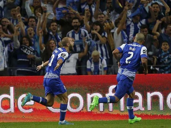 Porto 1 x 0 Benfica - Campeonato Português 2015/16