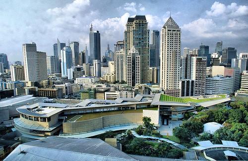 Makati City Metro Manila Philippines