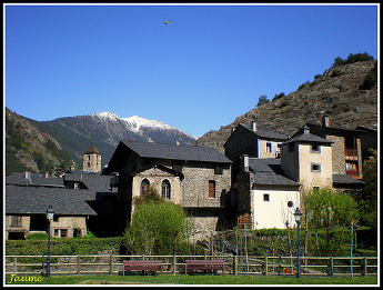 Ordino - Andorra