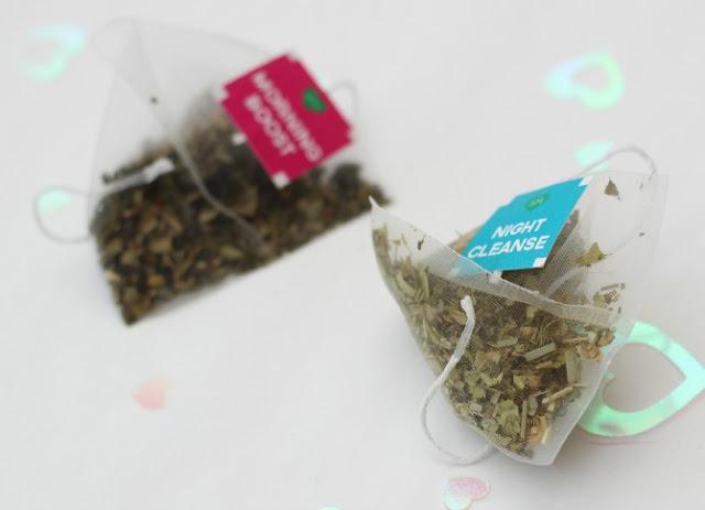 Skinny Mint detox tea bags
