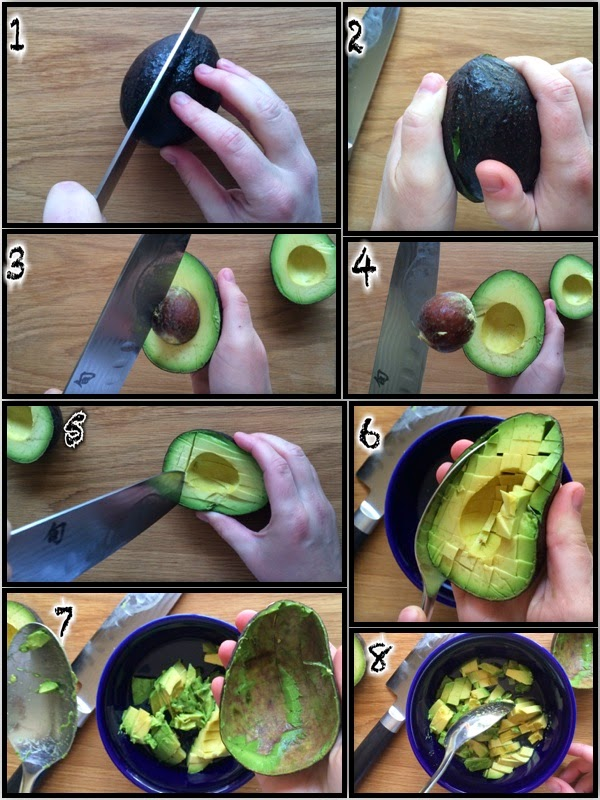 Top Ate Quick Kitchen Prep Techniques: Chopping an Avocado