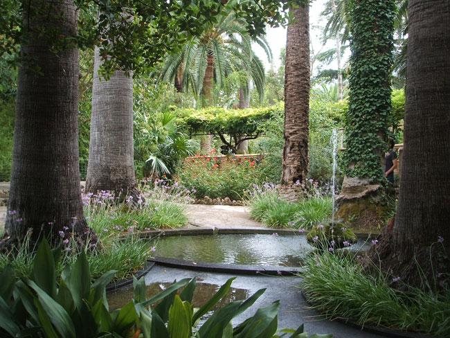 Jardines de alfabia parte ii paisaje libre for Jardines mallorca