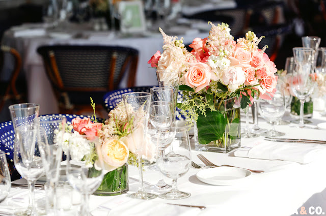 Flowers on Chestnut Wedding