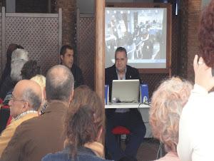 """Proyecto Guadalinfo Algeciras- Asociación """"Amigos de Mayor-Net""""."""