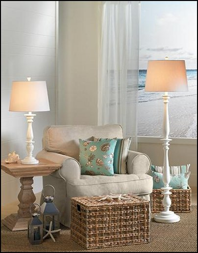 Decorating theme bedrooms maries manor seaside cottage for Beach room decor