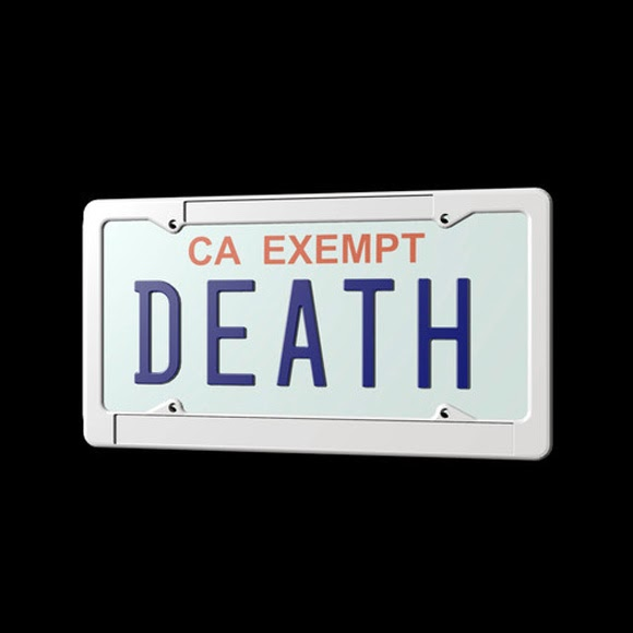Death Grips - Government Plates