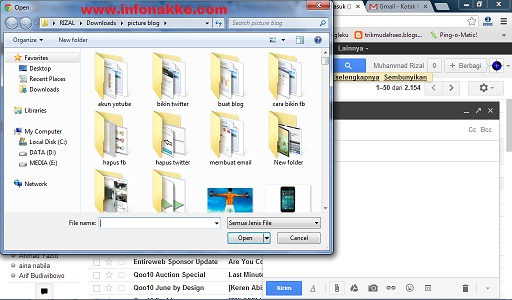 how to open pdf files on yahoo mail