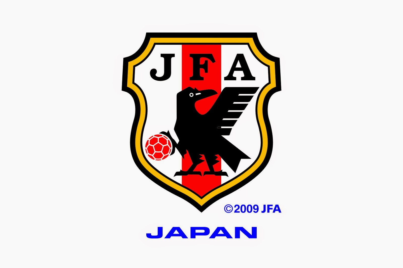 Japan national football team logo logo share