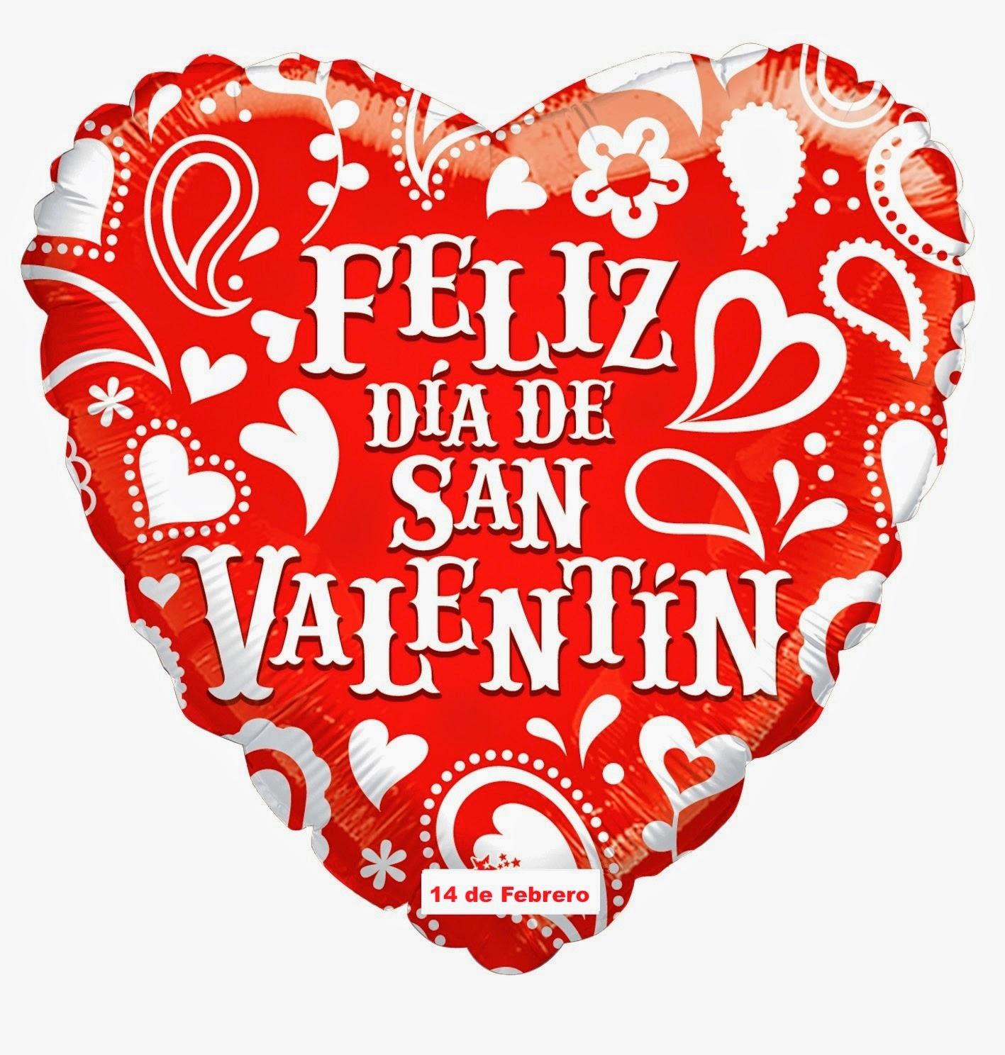 Todos Los Años, El 14 De Febrero Es El Día De SAN VALENTIN. Se Celebra El  Día Del Amor, Día De Los Enamorados Y En Algunos Países También Es El Día De  ...