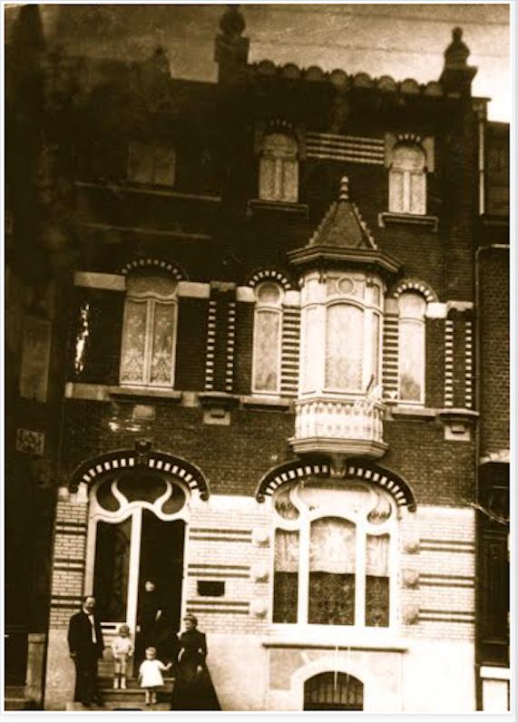 Le premier cabinet en 1905