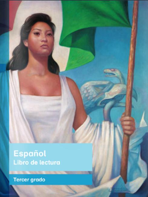 Libro de texto de Español Lecturas de Tercer Grado