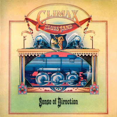 Climax Blues Band - Sense Of Direction 1974 (UK, Blues-Rock, Pop-Rock, Funk, Soul)