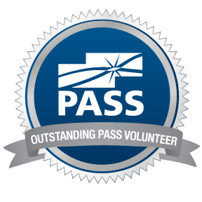 Outstanding SQLPass Volunteer Award Winner