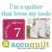 Electric Quilt & Accuquilt Rock!