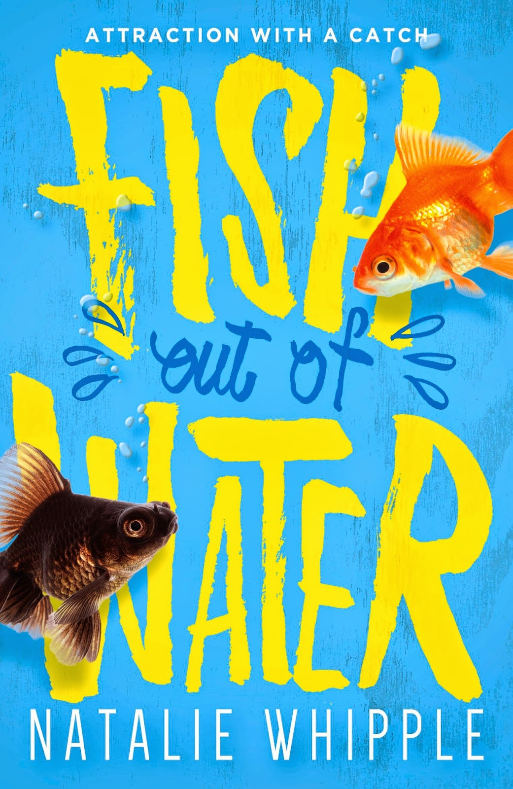 Fish Out of Water by Natalie Whipple - paperback