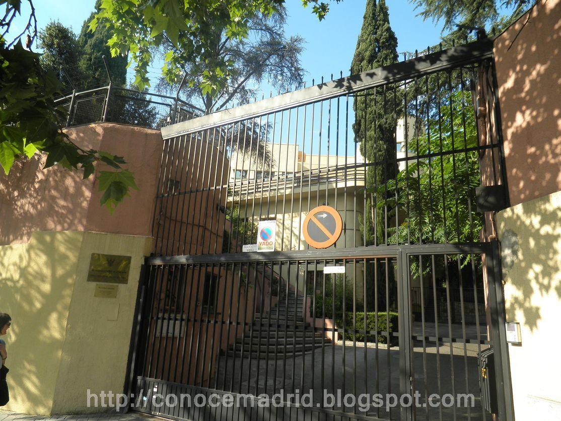 Conocer madrid junio 2011 for Oficinas ono madrid