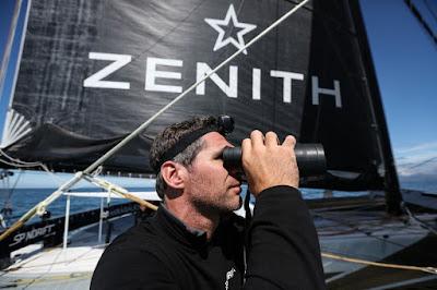 Erwan Israël à la recherche du vent ?