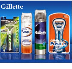 Gillette products upto 25% off + 50% Cashback  || Snapdeal