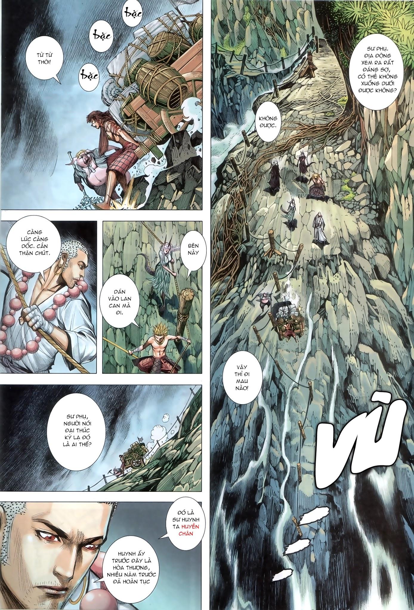 Tây Du Chap 125 - Trang 9