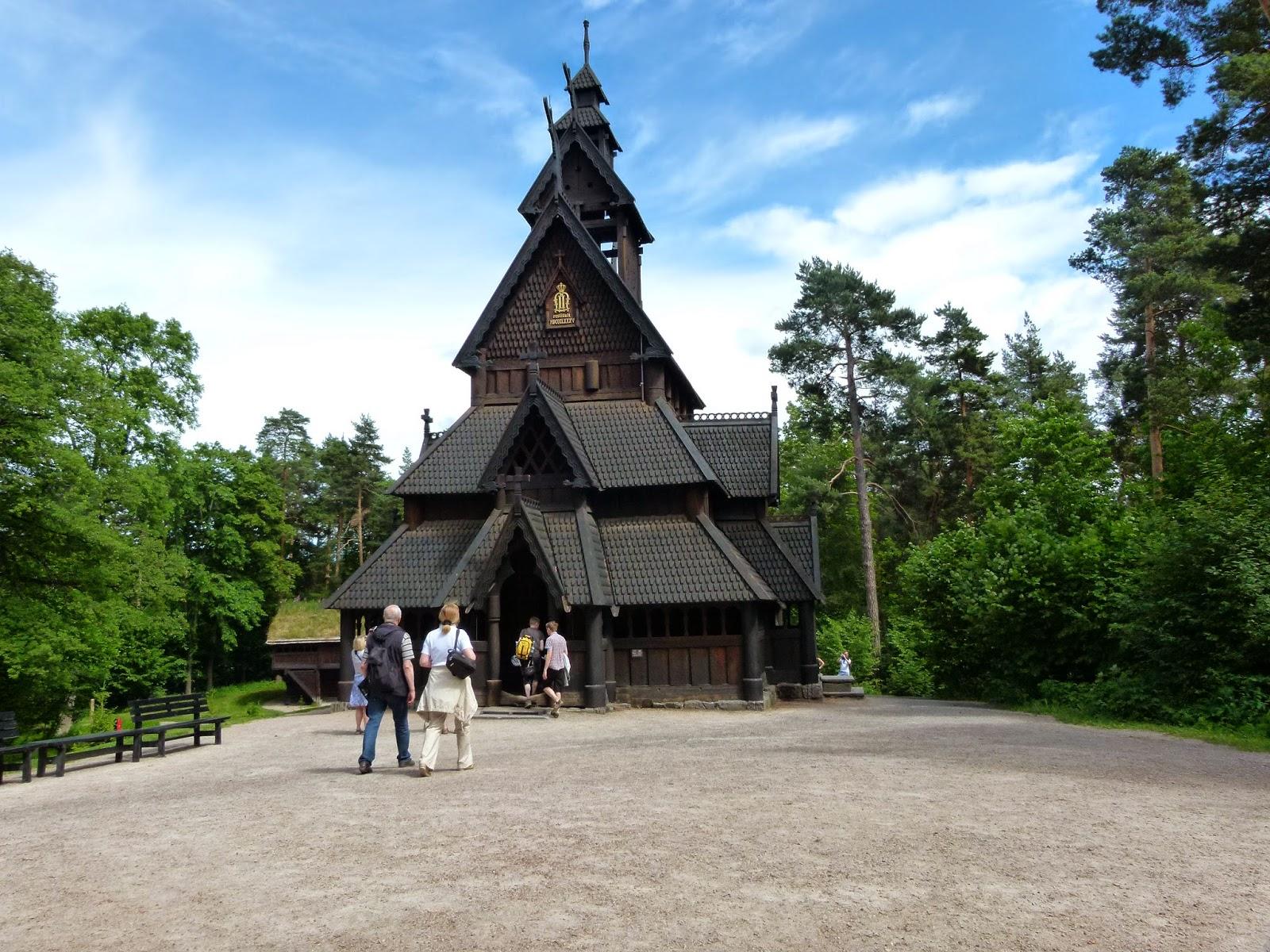 norsk folkemuseum oslo
