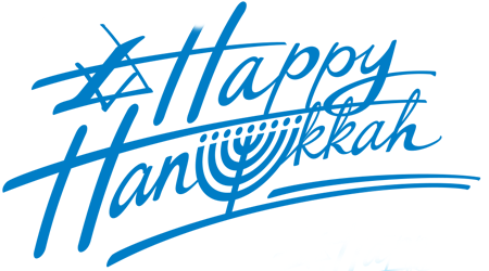 Happy Hanukkah Icon