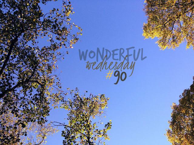 Wonderful Wednesday #90