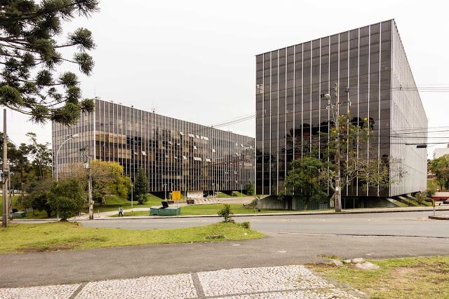 Prédios para Secretarias do Estado do Paraná