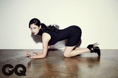 Clara Lee - GQ Magazine December Issue 2013
