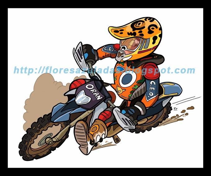 dibujitos personaje para enduro  FLORESAZULADAS ilustraciones
