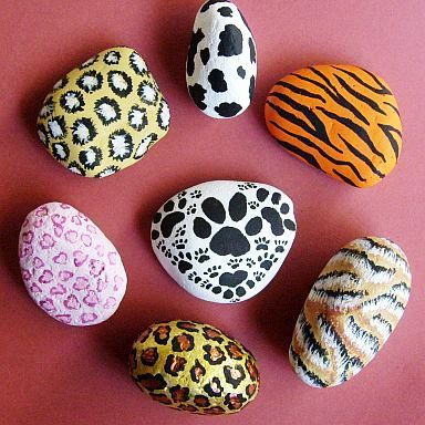 paint rocks idea