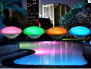 Iluminacion led focos led para piscinas for Focos de piscina