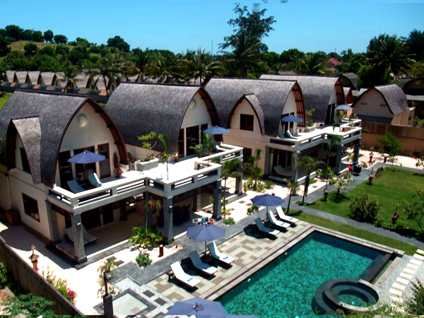 Villa Ombak Gili Trawangan