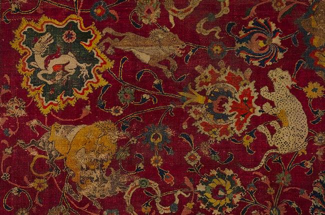 Animal Carpets Safavid Animal Carpets