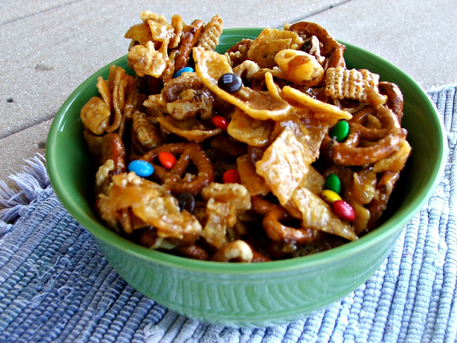 Double the Deliciousness: Frito Snack Mix