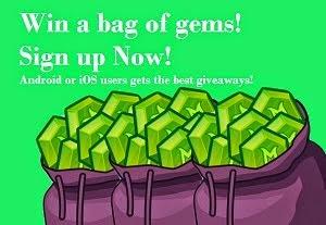 Win a bag of Miscrits Gems!