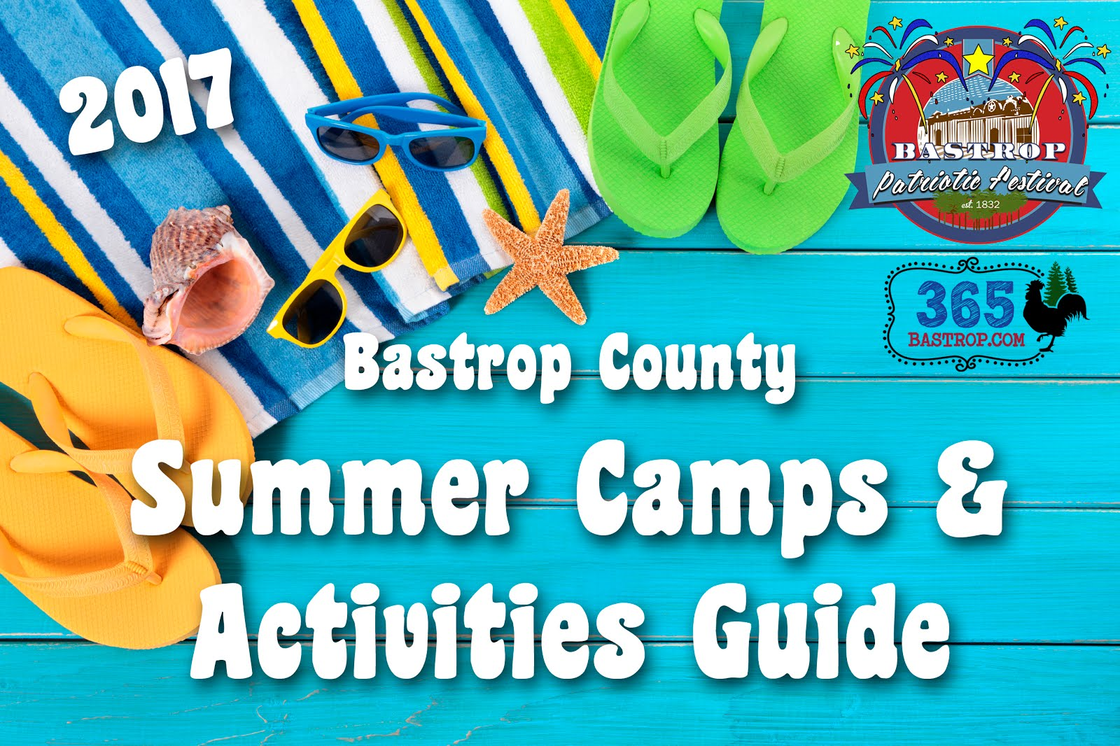 Bastrop County Summer Camps & Activities Guide